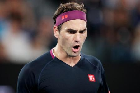 Federer 'pain free' ahead of Qatar Open, says never eyed retirement