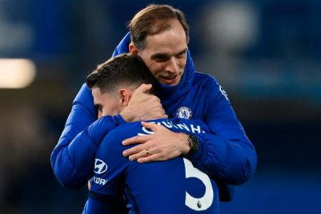 Chelsea's mean defence is down to trust and courage: Tuchel