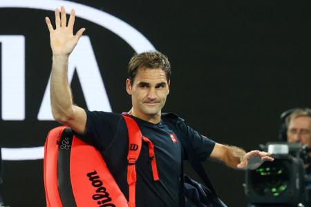 Federer sets eyes on Olympics as long as knee holds up