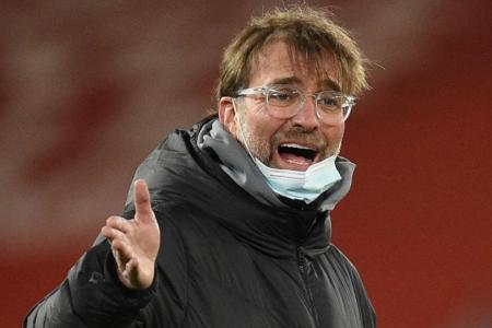 No plans to replace Loew as Germany boss: Klopp