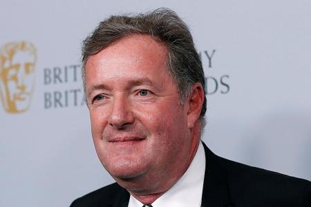 Piers Morgan steps down from his TV show after attacking Meghan Markle