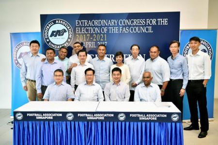 FAS elections set for April 28