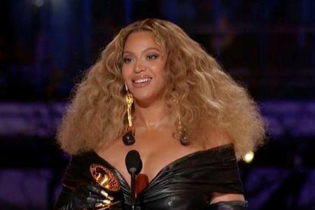 Beyonce, Taylor Swift make Grammy history as women dominate big prizes