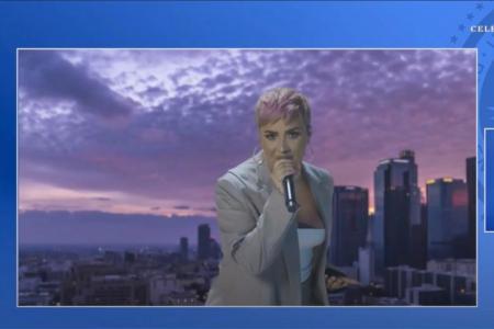 Demi Lovato reveals teen rape as  documentary opens SXSW