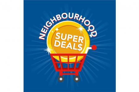 Get best value with FairPrice's Neighbourhood Super 4 Days Deals