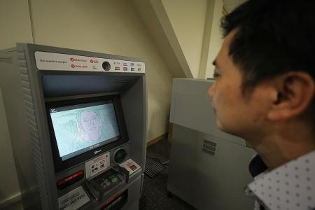 OCBC Bank rolls out face recognition at ATMs
