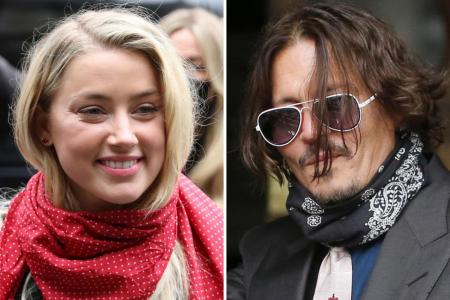 Amber Heard 'vindicated' as UK court rejects Depp appeal