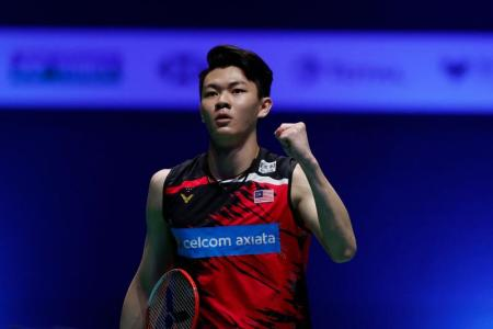 Malaysian shuttler Lee Zii Jia: Chong Wei is a legend, I have my own journey
