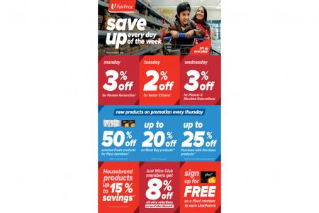 Break out of your grocery rut with new FairPrice campaign