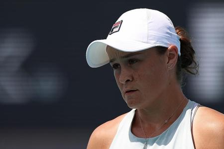 Barty to spend 2021 season away from home to avoid quarantines