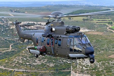 RSAF starts taking delivery of Airbus' H225M helicopters