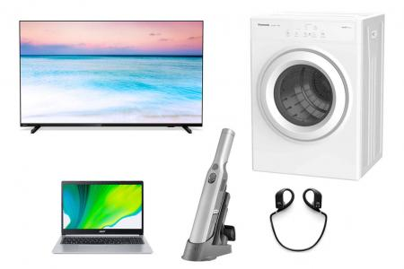 Don't miss Harvey Norman Factory Outlet's Top 40 Home Owners Specials