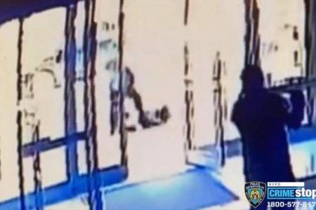 NY cops charge man suspected of brutal attack on Asian-American woman