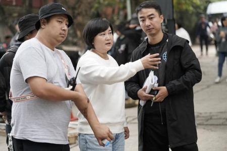 Hi, Mom's director-star Jia Ling: I think mum would be happy for me