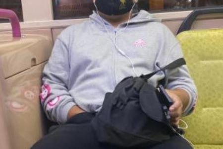 Women traumatised by man touching himself on bus