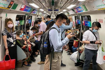 No big change in commuter numbers despite easing of office rules