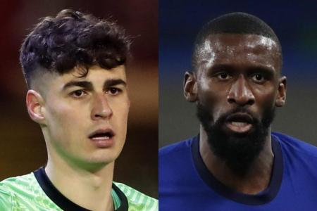 Ruediger in training ground bust-up with Kepa: Report