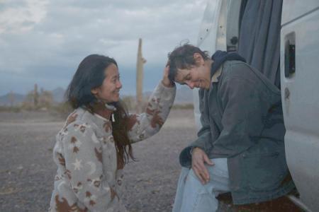 Nomadland's Zhao not ready to make China childhood film