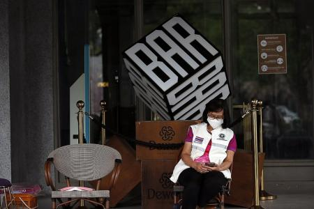 Spike in Covid-19 cases in Bangkok, 196 entertainment venues closed