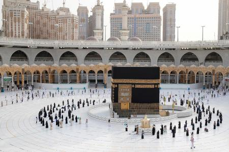 Saudi Arabia to allow only immunised pilgrims to perform umrah