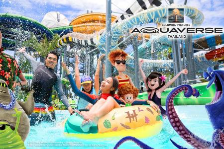 Sony Pictures to set up theme and water park in Thailand