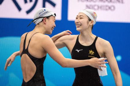 Leukaemia survivor Rikako Ikee clinches second Olympic spot