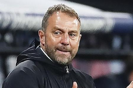Flick satisfied with dominant Bayern display despite loss to PSG