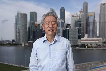 SM Teo will be acting prime minister when PM Lee is absent