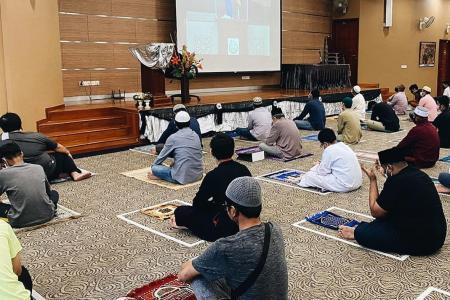 Muslims set for a less muted Ramadan and Hari Raya this year