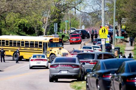 Student shot dead, cop hurt after shooting in Tennessee high school