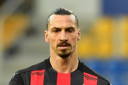 Ibrahimovic courts Covid-19 controversy during Milan's lockdown