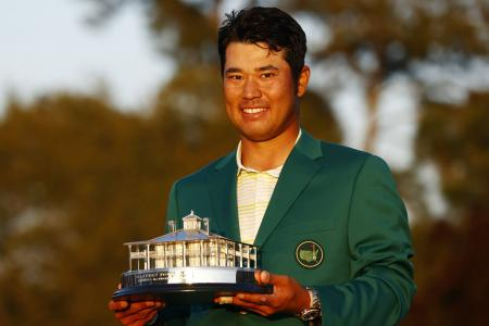 Japanese golfer Matsuyama's US Masters win worth $805m