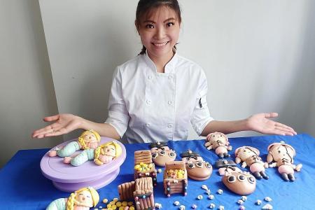 Making creative mantou buns fresh, fun and healthy