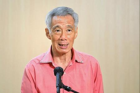 PM Lee calls on the world to unite in tackling diabetes