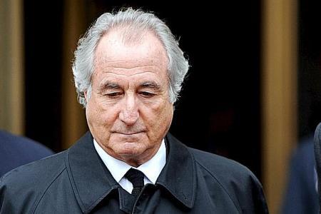 Bernie Madoff, the Ponzi scheme mastermind, dies in jail