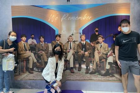Local fans first in world to pre-order BTS photobook
