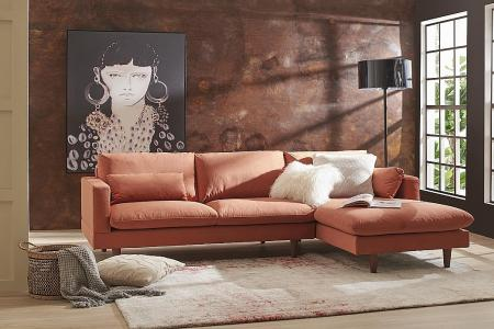 Get cosy and comfy with Harvey Norman's new furniture range