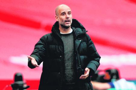 Pep defends wholesale changes in FA Cup defeat by Chelsea
