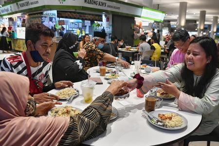 Woodlands residents can sign up online for free meal during Ramadan