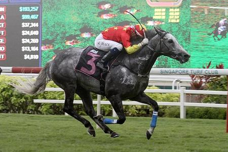 Grand Koonta has eyes on Lion City Cup