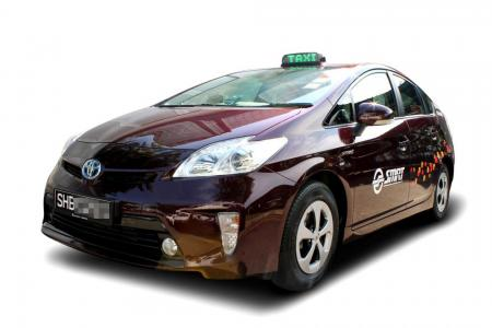 SMRT aims for an all-electric taxi fleet in the next five years