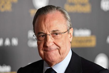 European Super League will save football: Florentino Perez