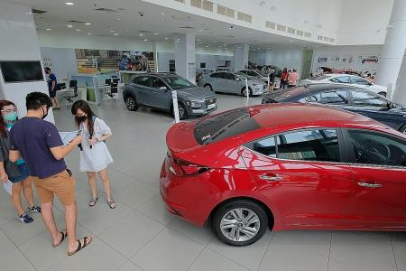 Spike in COE prices the biggest in more than 10 years