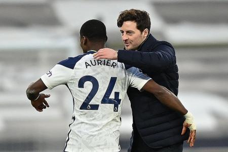 Gareth Bale hails interim Spurs boss Ryan Mason's team talk