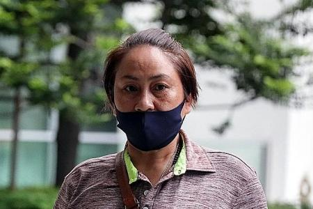 Week's jail for woman who ran e-bike over safety ambassador's foot