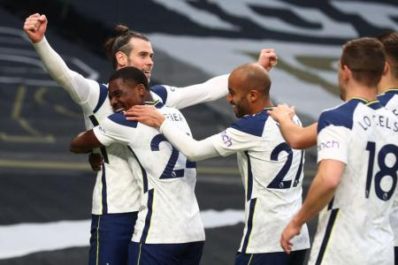 Spurs have much to prove at Wembley: Richard Buxton