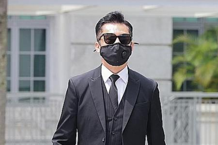 Actor Terence Cao to plead guilty to breaking Covid-19 rules at party