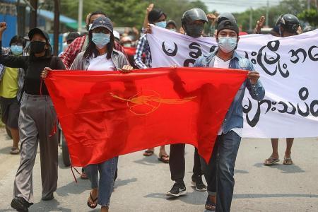 Myanmar unity govt tells Asean no talks until prisoners freed
