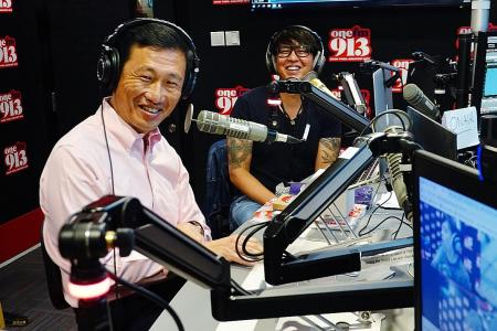 Ong Ye Kung left 'wordless' when told by PM Lee of move to MOH