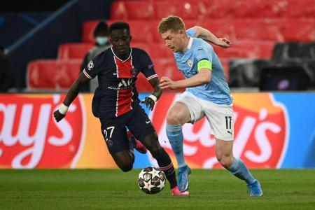 Pep talk fuelled turnaround against PSG: De Bruyne